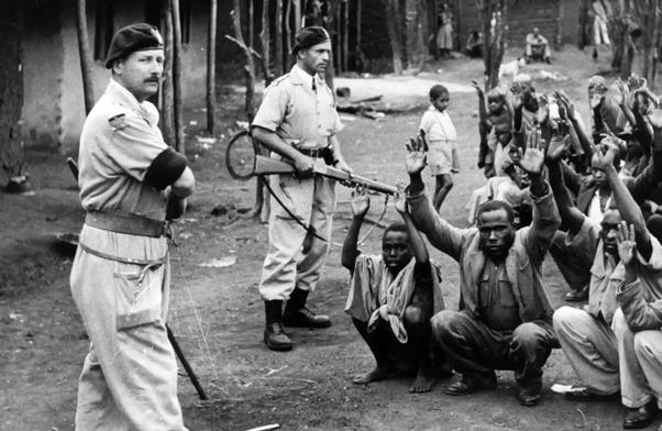 Kenya, Colonialism and British Brutality